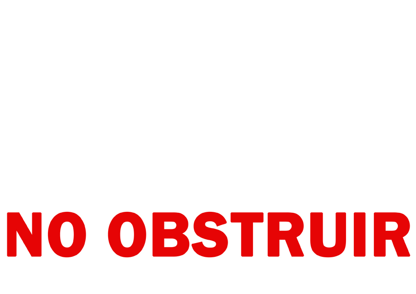 NO OBSTRUIR1